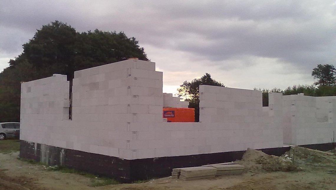 Проект традиционного одноэтажного коттеджа