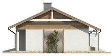Проект небольшого одноэтажного коттеджа