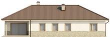 Проект одноэтажного коттеджа в скандинавском стиле