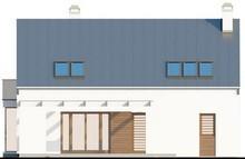 Проект комфортного дома с гаражом