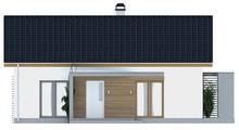 Проект классического дома современной планировки