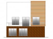 Ультрасовременный коттедж с бассейном и сауной