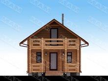 Гостевой домик с банькой