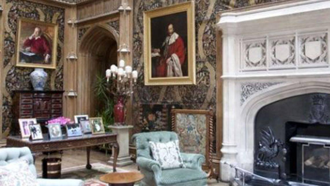 Дизайн интерьера в стиле Ренессанс