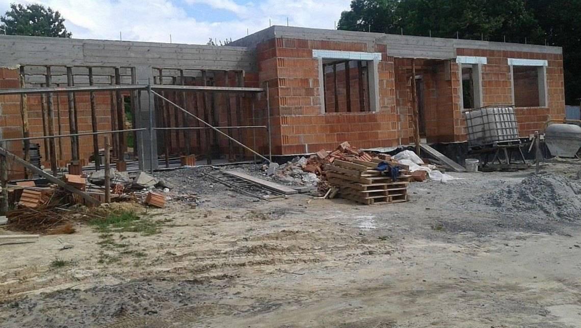 Строительство домов и коттеджей в Кропивницком