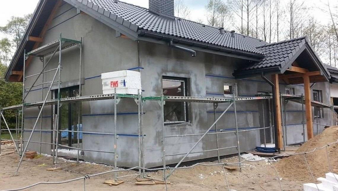 Строительство домов в Кременчуге