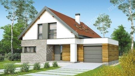 Красивый  дом на 130 м2