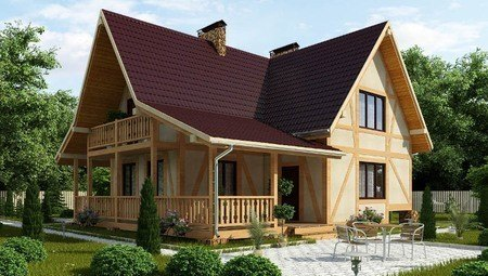 Уютный загородный коттедж для отдыха