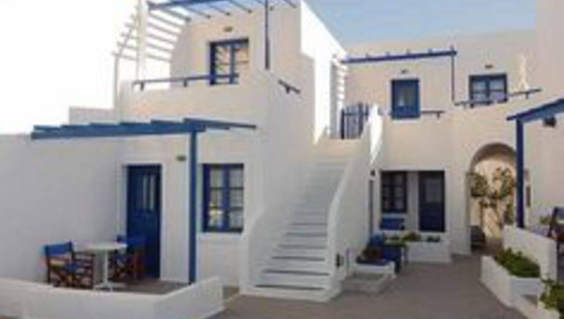 Греческий стиль в архитектуре