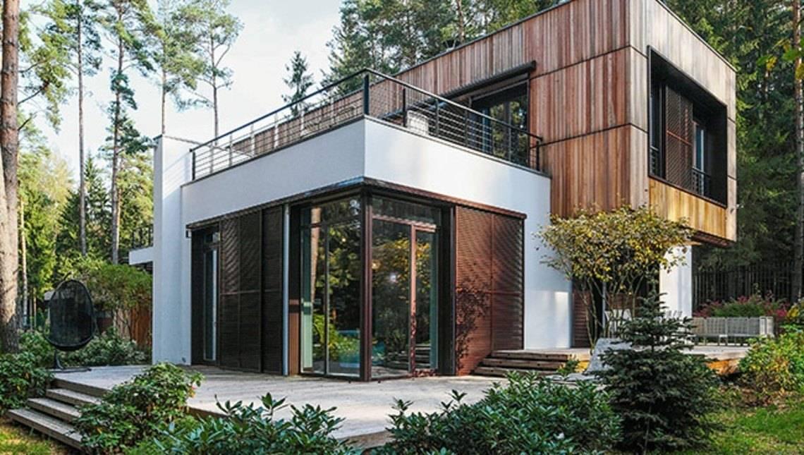 Архитектурный стиль Конструктивизм