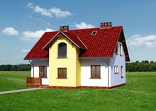 Проект уютного дома 11 на 11