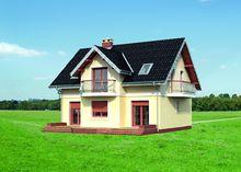 Красивая загородная усадьба с площадью 150 m²
