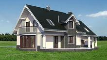 Просторный и комфортабельный загородный коттедж с шестью жилыми помещениями