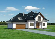 Шикарный особняк жилой площадью 200 м2