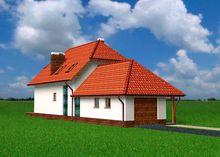Восхитительный двухэтажный дом уникальной планировки