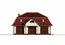 Архитектурный проект гаража на 3 машины