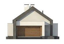 Проект для строительства дома для узкого участка