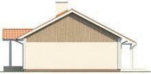 Проект одноэтажного дома без внутренних несущих стен