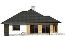 Современный дом жилой площадью свыше 100 квадратов