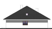 Привлекательный одноэтажный загородный дом с гаражом