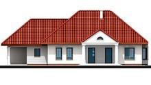 Роскошный одноэтажный дом