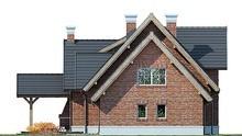 Оригинальный дом с просторными личными помещениями