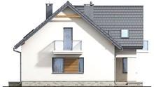 Планировка двухэтажного дома в современном стиле