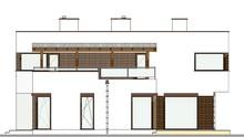 Планировка шикарного дома с тремя огромными спальнями