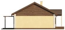Проект классического дома размерами 10 на 10 метров