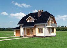 Небольшая усадьба 180 m²