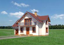 Изысканный загородный коттедж с площадью 160 m²