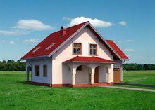 Проект роскошной загородной усадьбы с шестью спальнями