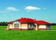 Просторный одноэтажный дом
