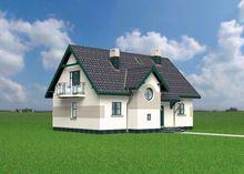 Изящный дом на 150 м2 жилой площади