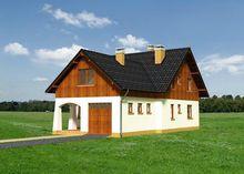 Жилой дом на два этажа с роскошными хозяйскими апартаментами