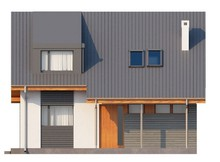 Проект небольшого практичного дома