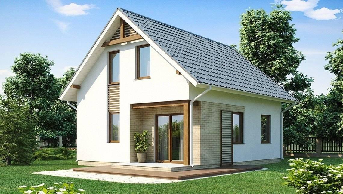 Проект летнего домика