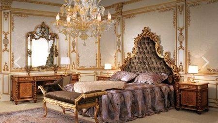 Дизайн интерьера в стиле Барокко