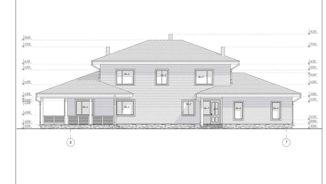 Строительство домов и коттеджей в Херсоне