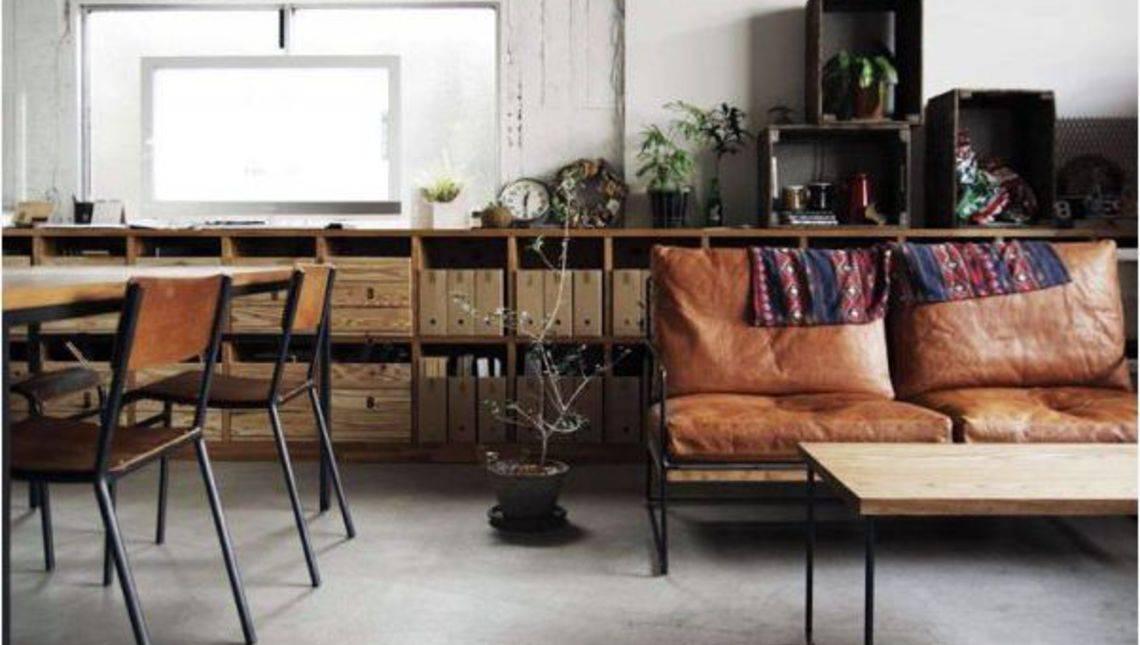 Дизайн интерьера в стиле Винтаж
