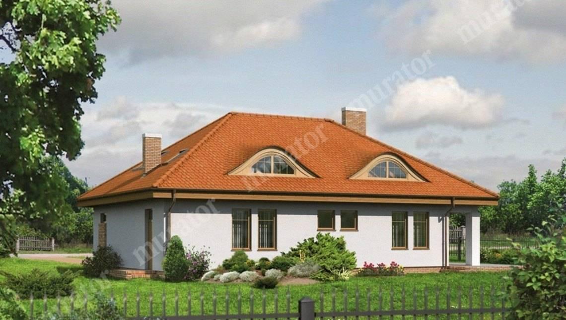 Красивый дом для большой семьи