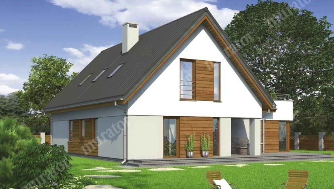 Стильный дом для большой семьи