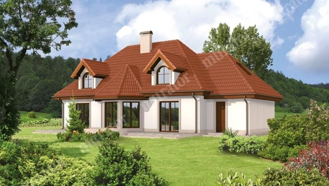 Великолепный двухэтажный дом