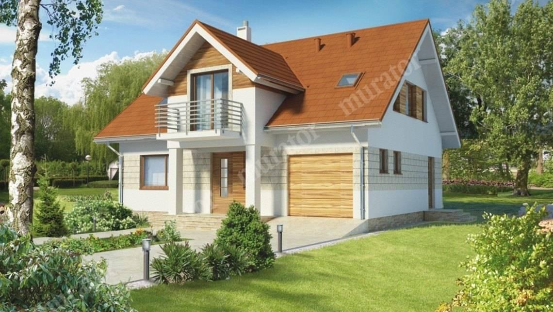 Привлекательный дом с большой гостиной