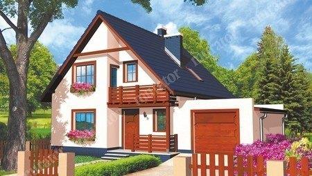 Яркий дом на 5 спален