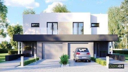 Двухэтажный дом с шестью спальнями
