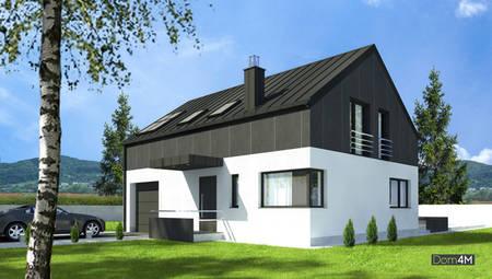 Стильный загородный дом с просторной гостиной
