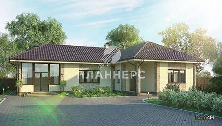 Проект загородного дома для отдыха