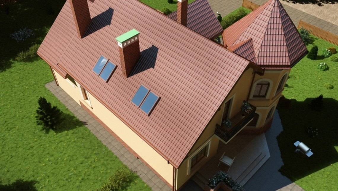 Кукольный домик - шикарный домик - особняк для настоящих ценителей роскоши и комфорта