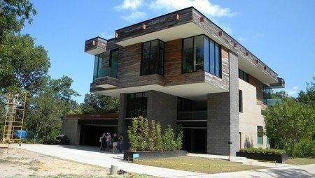 Архитектурный стиль Авангард
